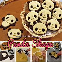 """Формы для печенья Панда - """"Panda Shape"""" - 4 шт., фото 1"""