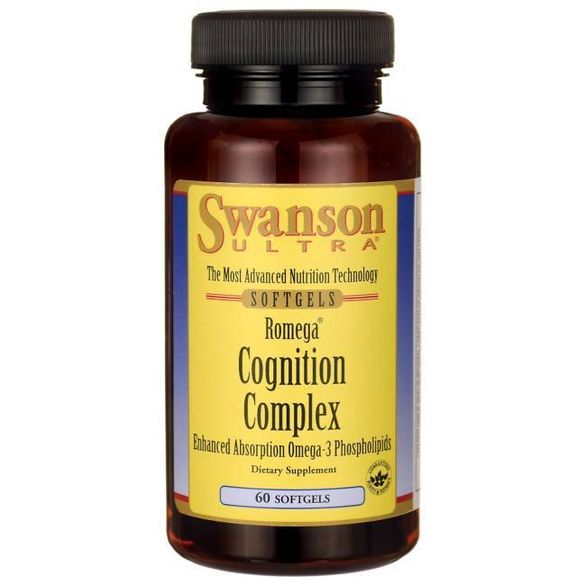 Омега-3, Астаксантин и Холин, Swanson, 600 мг, 60 капсул