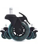 Колеса STEALTHO Magic Office Chair Caster Wheels для офисных кресел (5 шт.)