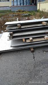 Кислотостойкий нержавеющий лист 5,0*1000*2000 mm AISI 316
