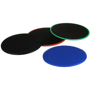 Скользящие диски, упоры для фитнеса Sport 17.5 см (MS-2514)