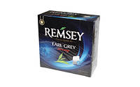Чай черный в пакетах Ramsey Earl Grey Strong, 75шт.