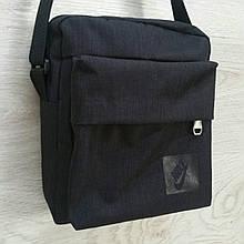 Барсетка сумка мужская один отдел +карман
