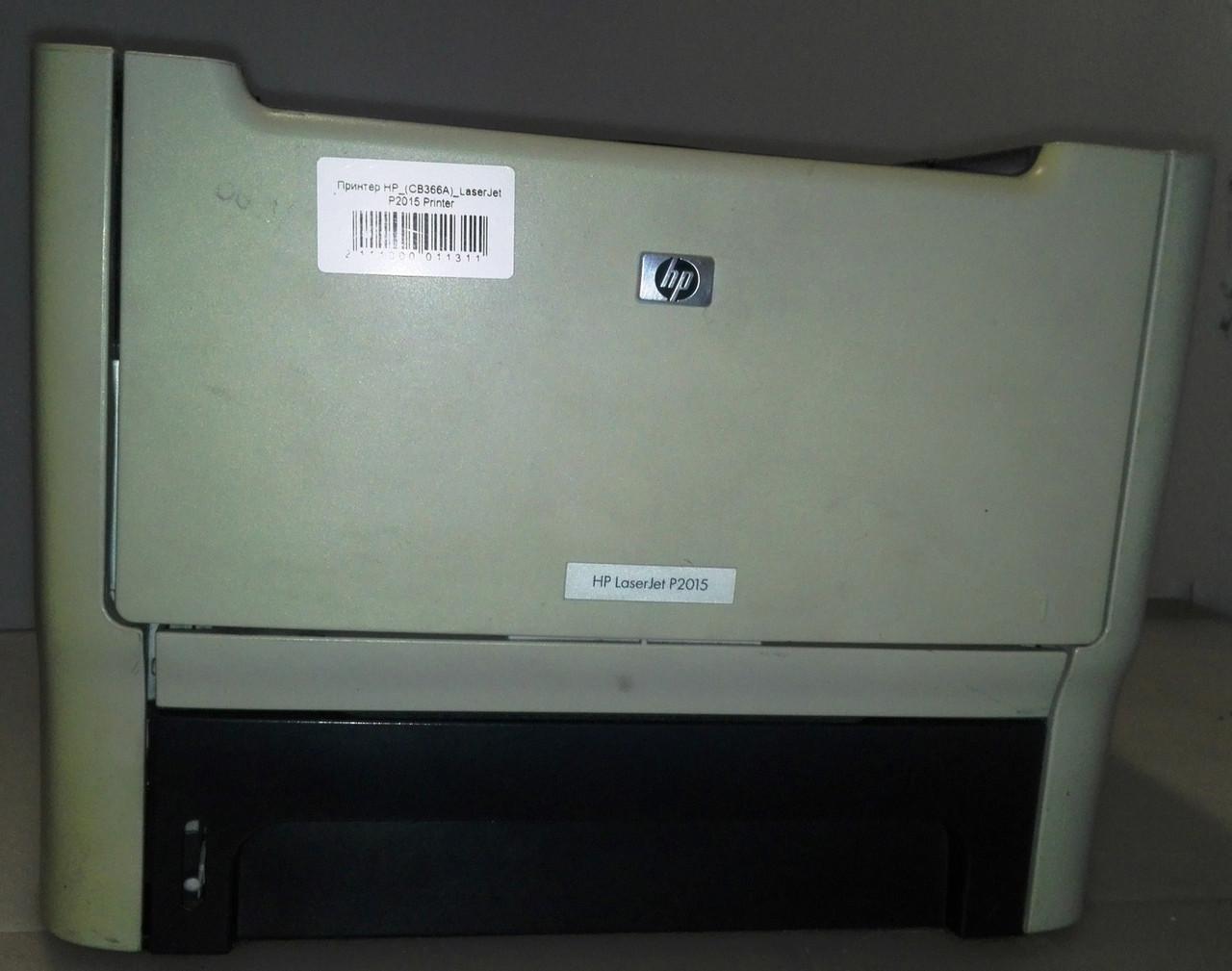 Продам Лазерный принтер hp 2015p без картриджа №5
