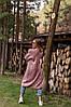 Женский кардиган воздушной вязки с узором в расцветках. ОЛ-18-0419, фото 8