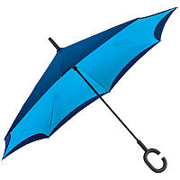 Зонт трость с обратным складыванием 117см*83см