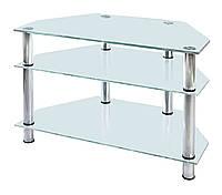 Стеклянный столик под ТВ-7