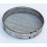Ковпачок круглий металевий, фото 3