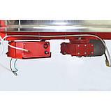 Медогонка 16-рамкова автоматична напівповоротна, фото 5