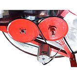 Медогонка 8-рамкова автоматична напівповоротна (ремінний привід), фото 3