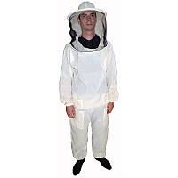 Куртка бджоляра бязева