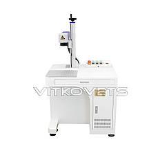 Промышленный волоконный лазерный маркер JN-201 (110x110), 20W, фото 2