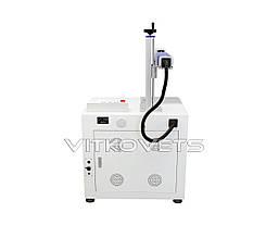 Промышленный волоконный лазерный маркер JN-201 (110x110), 20W, фото 3