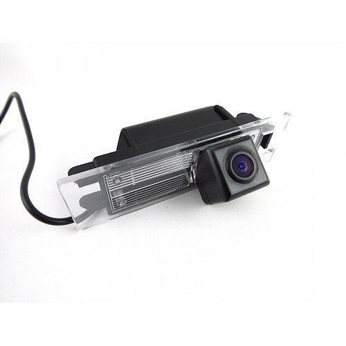 Штатная камера заднего вида Falcon SC88-SCCD. Chevrolet Aveo 2012+/Camaro 2012+/Cruze 5D 2012+/Cruze Universal