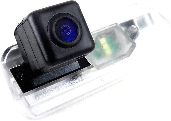 Штатная камера заднего вида Falcon SC93-SCCD. Lexus RX 2009+