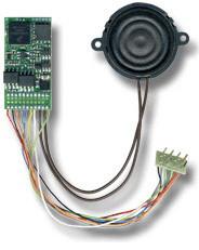 Декодер звуковой Modelldepo SoundGT2.1 8-pin NEM 652