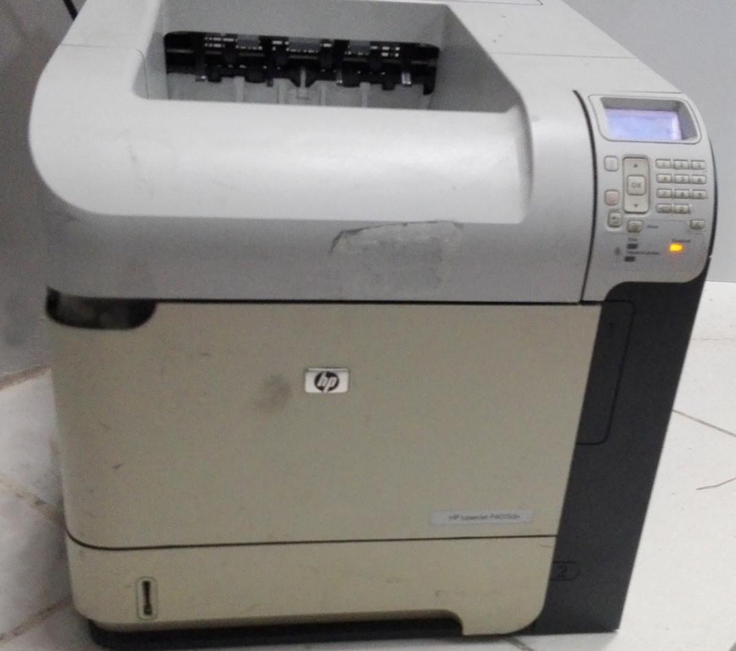 Лазерный принтер HP 4015dn на запчасти №3