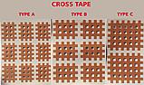 Cross Tape (Кросс тейп) тип B, фото 4