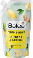 Крем мило Balea імбир та лимон.запаска 500 мл