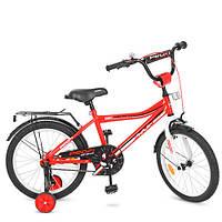 Детский двухколесный велосипед PROF1 18Д. Y18105