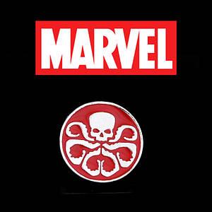 Значок Гидра комиксы Марвел
