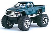 Автомодель металлическая 1:44 Dodge Ram (Off Road) KT5338W Kinsmart
