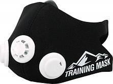 Маска для тренировки дыхания Elevation Training Mask 2.0 Crossfit Кроссфит тренировочная черная