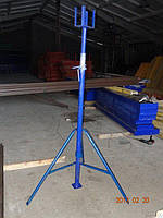 Тренога облегченная (полимерное покрытие) для горизонтальной опалубки