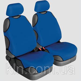 Чохли універсальні на передні сидіння Beltex Polo сині MITSUBISHI: ASX, Carisma, Galant, Grandis, L200,