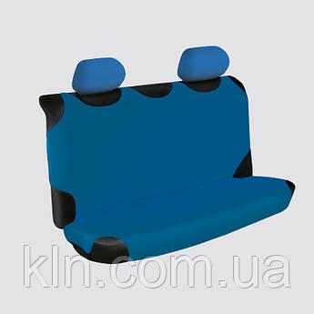 Чохли універсальні на задні сидіння Beltex Polo сині TOYOTA: Camry, Avalon, Avensis, Camry, Corolla