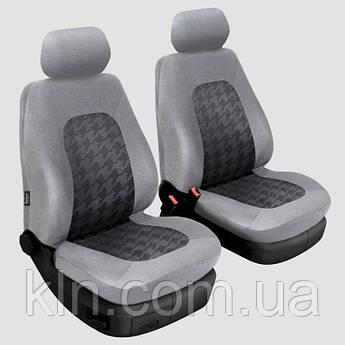 Чохли універсальні на передні сидіння Beltex Bolid сірі TOYOTA Land Cruiser, Land Cruiser Prado, Prius, RAV4, Venza, Yaris.