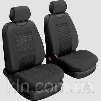 Чохли універсальні на передні сидіння Beltex Bolid чорні ZAZ: Forza, Vida.