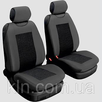 Чохли універсальні на передні сидіння Beltex Bolid графіт VAZ-LADA: VAZ-2110, Kalina, Priora, Granta.