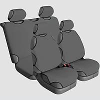 Чехлы универсальные на 4 сиденья Beltex Cotton серный RENAULT: Sandero, Scénic, Symbol, Trafic