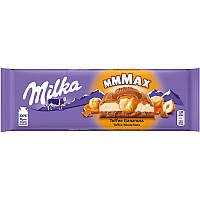 Шоколад молочный Milka Toffee, 300г