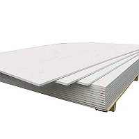 Гипсокартон потолочный KNAUF 1,2х2,5 м (9,5 мм)