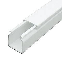 Короб для проводов 16х16х2000 мм