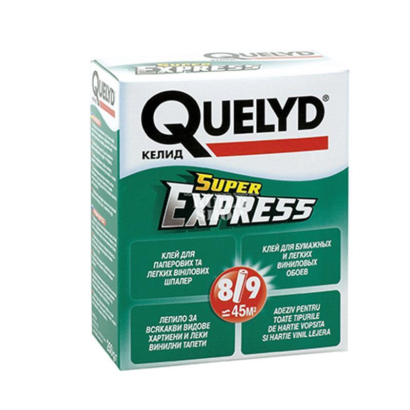 """Клей для обоев Супер Экспресс """"QUELYD"""" (250 г)"""