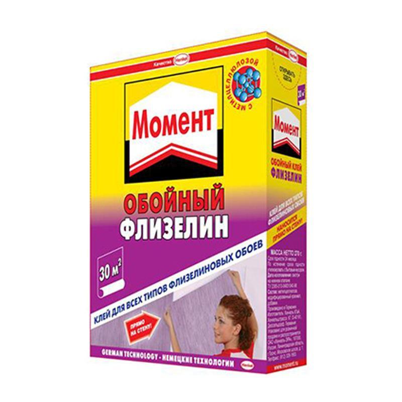 """Клей для обоев """"Moment Флизелин"""" (250 г) """"Henkel"""""""