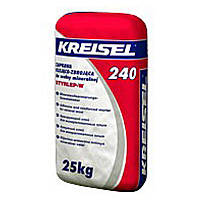Клей для минваты Kreisel STYRLEP W 240 (армирование)