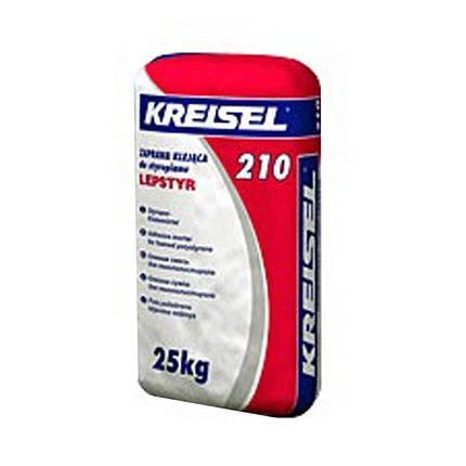 """Клей для пенопласта """"Kreisel"""" LEPSTYR 210 (для крепления), фото 2"""