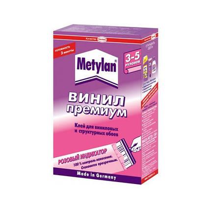 """Клей для обоев """"Metilan Винил"""" (300 г) """"Henkel"""", фото 2"""