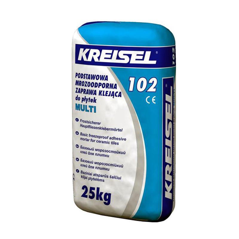 "Клей для плитки ""Kreisel"" MULTI 102"