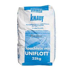 """Унифлот"" шпаклёвка для швов гипсокартона (25 кг)"