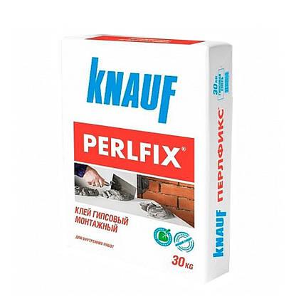 Клей для гипсокартона Perlfix (30 кг), фото 2