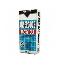 """Клей для плитки """"Anserglob"""" BCX-33"""