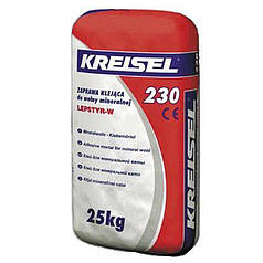 Клей для минваты Kreisel LEPSTYR W 230 (крепление)