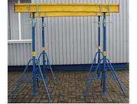 Стойка опалубки перекрытий (горизонтальная) 2.0 – 3.5 (м) облегченная 0.7 (т)  (полимерное покрытие)