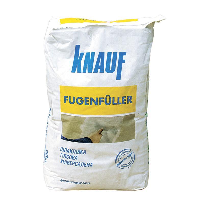 """Стартовая шпаклёвка """"Fugenfuller"""" (25 кг)"""