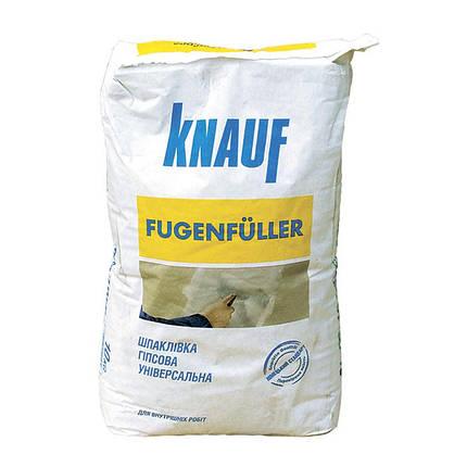 "Стартовая шпаклёвка ""Fugenfuller"" (25 кг), фото 2"